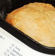 Receta de pan francés rápido en horno de pan