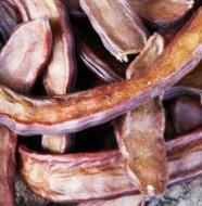 harina de algarroba en panificadora